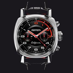 Panerai Ferrari California Officine Chronograph
