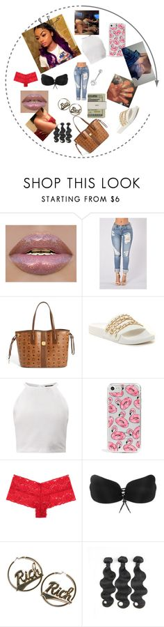 """""""Im done with you-Taylor"""" by shoeqveen ❤ liked on Polyvore featuring MCM, Catherine Catherine Malandrino, Skinnydip, Joyrich, Jack Spade and Gioelli"""