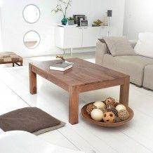 Mezzo Sheesham Coffee Table 120x80