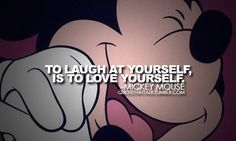 Another great quote from Mr. Mickey Mouse