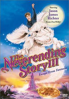 Neverending Story 3: Escape From Fantasia [DVD] [1994] [Region 1] [US Import]…