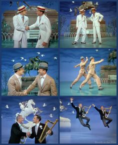 Ziegfeld Follies: Fred Astaire and Gene Kelly