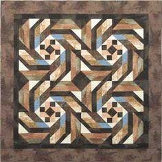 Changing Ways Quilt Pattern