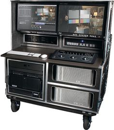 Cadillac of Video Assist workstations
