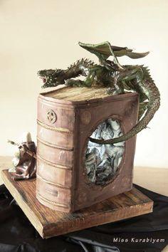 Dragon cake                                                       …
