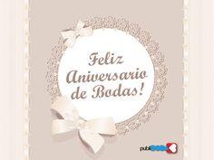 Tarjetas De Aniversario De Bodas | Postales de Aniversario - Feliz aniversario de Bodas