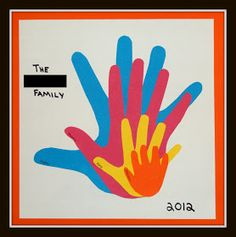 Familie would be a fun project to do with the families in my class so they have a family art piece Preschool Family Theme, Family Activities, Preschool Crafts, Preschool Rules, Family Art Projects, Family Crafts, Family Night, Family Day, Family Tree Poster