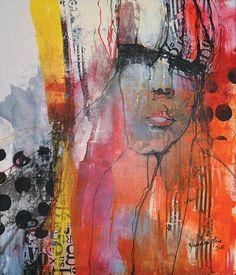 Galleri - moderne kunst Portrait, Artist, Painting, Modern Art, Headshot Photography, Artists, Painting Art, Portrait Paintings, Paintings