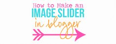 BEST Blogger tutorial ever. #blogging #blogger