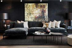 Home Decoration Ideas For Wedding Home Room Design, House Design, Home, Salas Living Room, House Styles, Open Living Room Design, House Interior, Interior Design, Rustic Dining Room