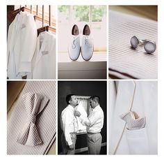 Kristin Vining Photography, wedding, wedding day, Kristin Vining, groomsmen, groom, pocket square, suit, bow tie, shoes, cuff links