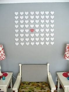 Cute wall decor!