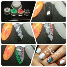 Suzy bio sculpture nail art Gel Color, Colour, Bio Sculpture Nails, Sculptured Nails, Suzy, Nail Art Designs, Ideas, Color, Calla Lily