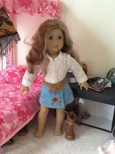 retired american girl nikki flemming for sale