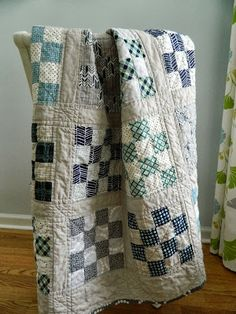 How much do I love this quilt...let me count the ways!    - s.o.t.a.k handmade: 16 patch {a finished quilt}
