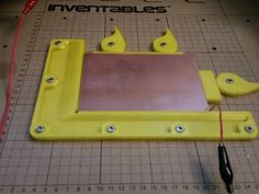 X-Carve PCB Cam Clamp by chemist4higher - Thingiverse