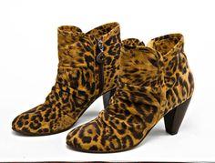 e100b230800 Sofi Martire animal print boots. boots  SofiMartire  animalprint