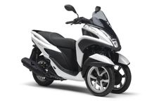 Yamaha Releases Tricity Three-Wheel Scooter In Thailand - Motorcycle News - Motorcycle Sport Forum