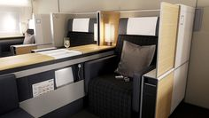 Swiss to upgrade Airbus A340s with new first, business class