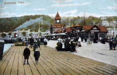 Rothesay Pier 1906
