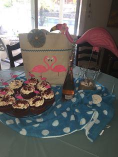 Flamingle Birthday Party.