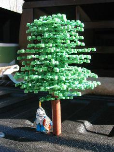 Lego tree instructions