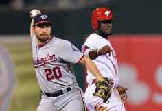 Philadelphia Phillies at Washington Nationals, Thursday, Baseball Odds, Las…