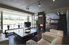 Design decor saota pinterest maisons - Residence principale de luxe kobi karp ...