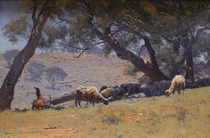 Warwick Fuller has painted the Australian landscape for over thirty-five years and held more than sixty solo exhibitions, winning numerous awards and accolades along the way. Watercolor Landscape, Landscape Art, Landscape Paintings, Landscapes, Australian Painting, Australian Artists, Animal Photography, Landscape Photography, Seascape Paintings