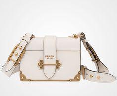 prada cahier bag - Another! Fendi, Gucci, Givenchy, Balenciaga, Burberry Handbags, Prada Handbags, Handbags On Sale, Purses And Handbags, Prada Wallet