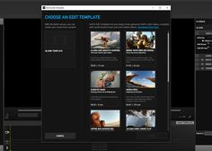 In this post, you'll learn how to download GoPro templates for GoPro Studio. And how to replace their music with your own. GoPro Edit templates make editing in GoPro Studio easier. It's a drag and drop system which helps you create a compelling video complete with music. Each template includesmultiple clips which are arranged to …