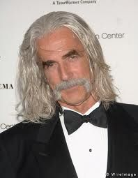 Sam Elliott it may be the tux but no matter how old he gets he is so handsome!!!