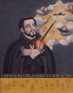 December 3rd is the Feast Day of Saint Francis Xavier https://en.wikipedia.org/wiki/Francis_Xavier