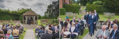 Delbury Hall Wedding Venue in Shropshire