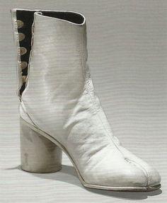 Margiela Tabi boots, 1993