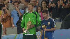 Encuesta: ¿estás de acuerdo con el Balón de Oro del Mundial a Messi?