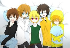 They all are so fu**ing cute..... I love them all