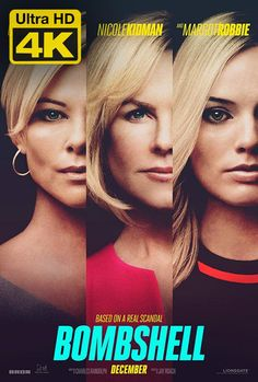 Directed by Jay Roach. With Charlize Theron, Nicole Kidman, Margot Robbie, John Lithgow. A group of women take on Fox News head Roger Ailes and the toxic atmosphere he presided over at the network. Megyn Kelly, Kate Mckinnon, Charlize Theron, Connie Britton, New Movies, Movies To Watch, Movies Online, 2020 Movies, Imdb Movies