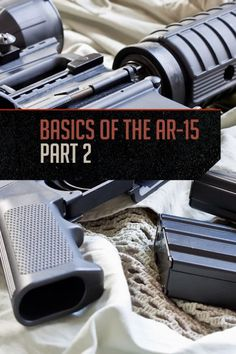 AR-15 Basics Part 2: Lower Receiver and Ammunition by Gun Carrier at http://guncarrier.com/ar-15-lower-receiver-and-ammo/