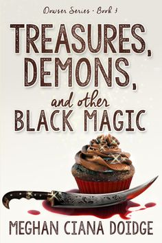 TREASURES, DEMONS and OTHER BLACK MAGIC by Meghan Ciana Doidge : http://www.thereadingcafe.com/treasures-demons-and-other-black-magic-by-meghan-ciana-doidge-review-and-giveaway/