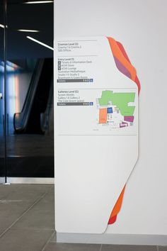 Australian Centre for the Moving Image  Designer: Büro North