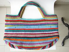 Ravelry: gabyv's Crochet bag