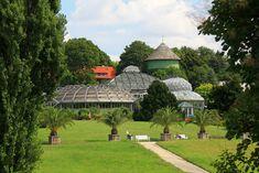 ღღ Im Botanischen Garten Berlin.. Botanical Garden