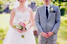 Real Wedding: Alex & Cassandra
