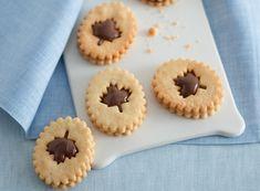Biscotti alla crema di nocciole e cioccolato
