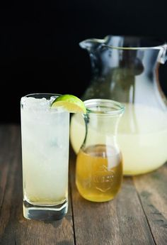 How to Ginger limeade