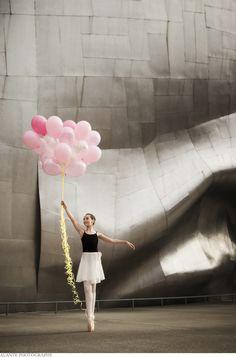 Seattle Ballet Portrait Photography by Kimberly of Alante Photography / www.balletportraits.com
