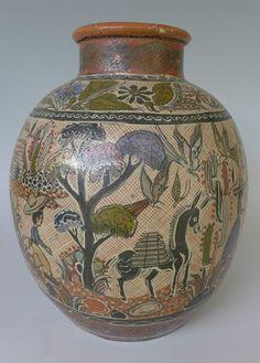 TURTLE Mexican Talavera Ceramic Wall Decor Hanging Pottery Folk Art Handmade 02