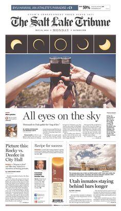 The Salt Lake Tribune, May 21, 2012