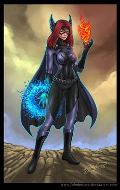 Commission:+Storm+Vyxen+by+johnbecaro.deviantart.com+on+@deviantART